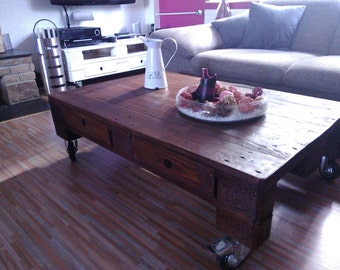 Coffee table coffee table from euro range communications