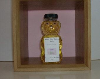 Honey Bear Bubble Bath