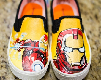 Ironman Shoes!