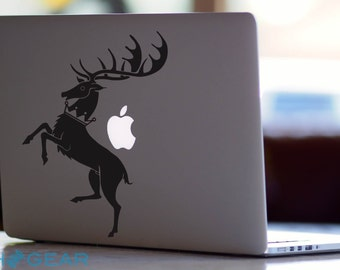 House Baratheon Macbook Pro Vinyl Decal Game of Thrones