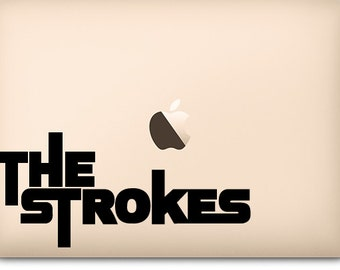 The Strokes Music Decal Vinyl for Macbook, Laptop, Tablet etc.