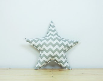 Cotton pillows, star, high quality, cushions
