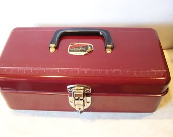 Vintage quality by Liberty steel chest corperation no.1465