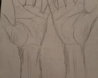 Custom Hand Drawings