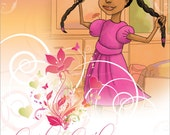 Curls and Coils Children's Book