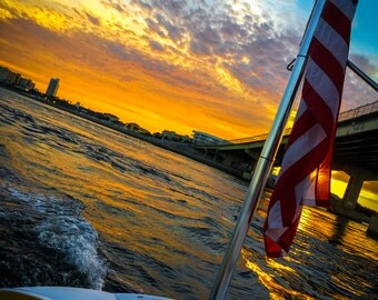 Boating, Travel Photography in Gulf Shores, Alabama