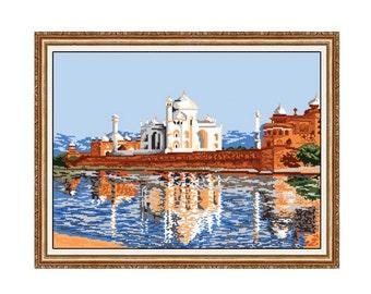 Gobelin kit Taj Mahal