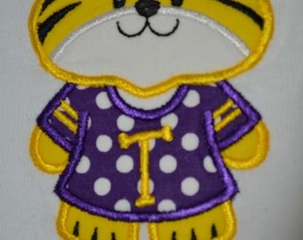 LSU Tiger Top