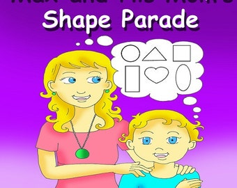 children's book: Max and His Mom's Shape Parade