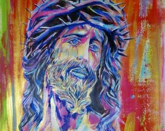 24 Karat Jesus Piece Poster