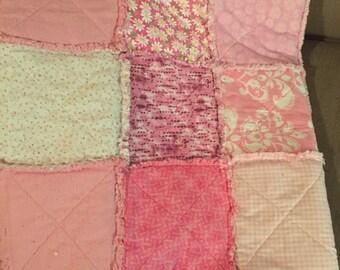 Queen size Ragtop quilt