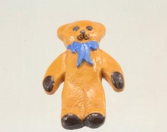 Teddy Bear (light blue bow)