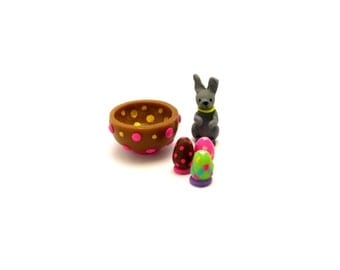 Miniature Easter Bunny