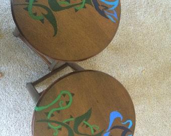Rose stools
