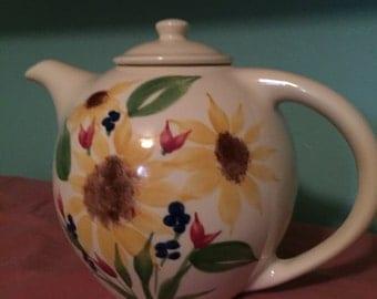 Emerson Creek Pottery tea pot