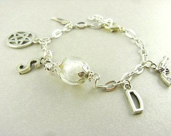 Charm bracelet - Hunter