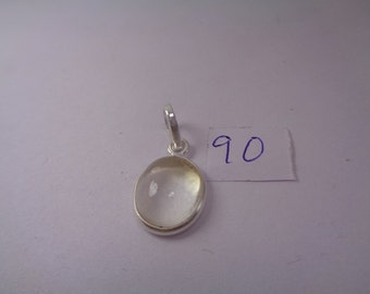 Valentine Day Gift,  Natural Citrine Pendant, 925 Sterling Silver Pendant, 8.6 Ct. Oval Pendant, November Birthstone Pendant