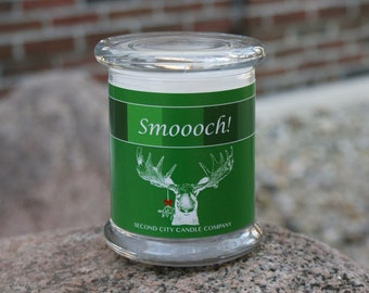 Smooch Scented Soy Wax Candle