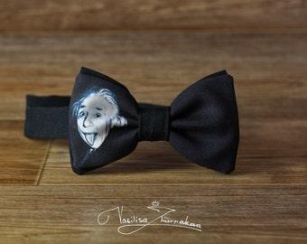 Albert Einstein bow tie - bowtie