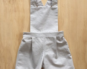 Boys romper/overalls size 12-18 month