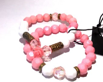 Little Girls Set of 2 Flow Bracelet