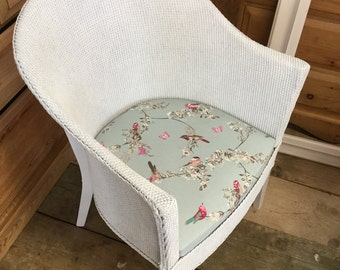 SOLD SOLD SOLD Pretty Lloyd Loom Chair