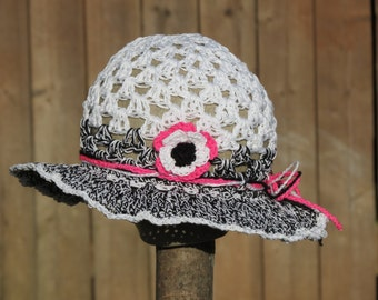Little Girl's Sun Hat