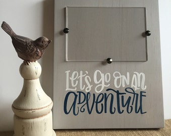 Adventure Solid Wood Frame