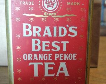 Braid's Best Orange Pekoe Tea