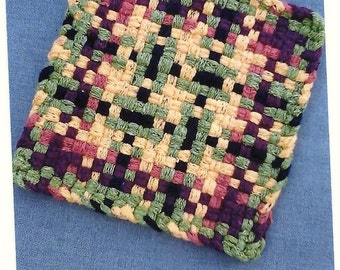 Oversized Potholder/Kitchen Mat