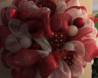 3 heart valentines