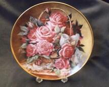Katherine Austen Princes Grace Collectors plate - Limited Edition