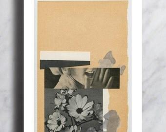 8x10 Speaking Flowers Print