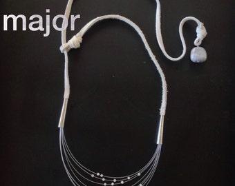 Ursa Major Constellation Necklace