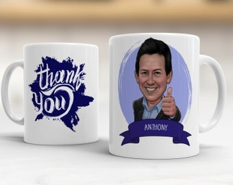 Personalized Thank You Gift Ideas Mug Present Creative