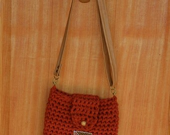 Indian Red tote