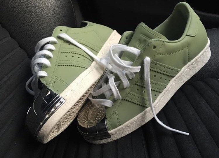 adidas superstar kaki