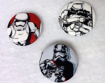 Star Wars Pins and Ponytail holders