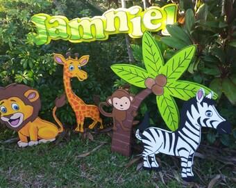 Safari Animals Big