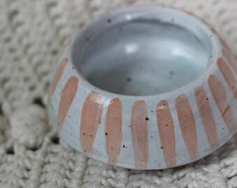 Striped Jewelry Holder