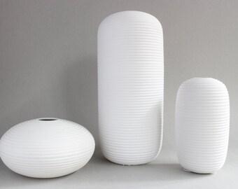 Porcelain White Vase