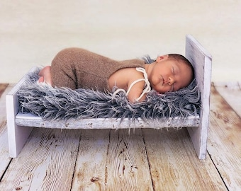 Newborn Bed Prop -  photo prop, newborn prop, newborn bed,