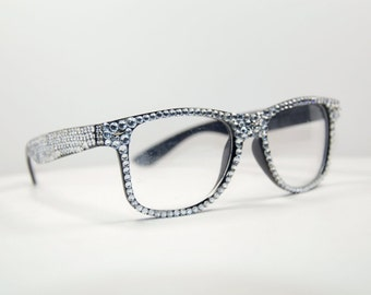 Stunning Crystal Geek Glasses