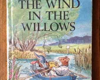 Wind In The Willows (Ladybird Children's Classics) Hardcover International Edition, January 6, 1981, Childrens Classic Printed in England