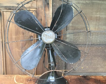 Antique Diehl Electric Fan