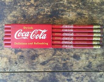 Coca-Cola Pencils
