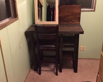 Handmade Desk/Vanity