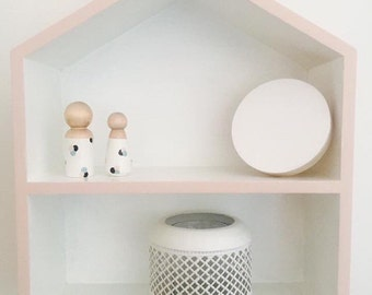Wooden doll set of 3 *Made to order*