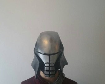 Star wars helmet cosplay sith