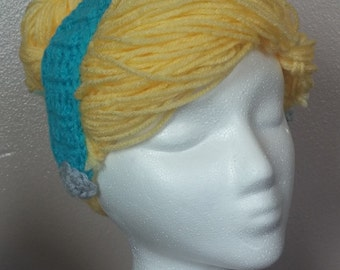 Cinderella's Yarn Wig